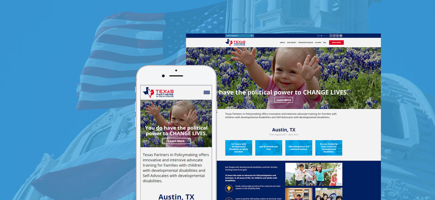 Texas Partners in Policymaking